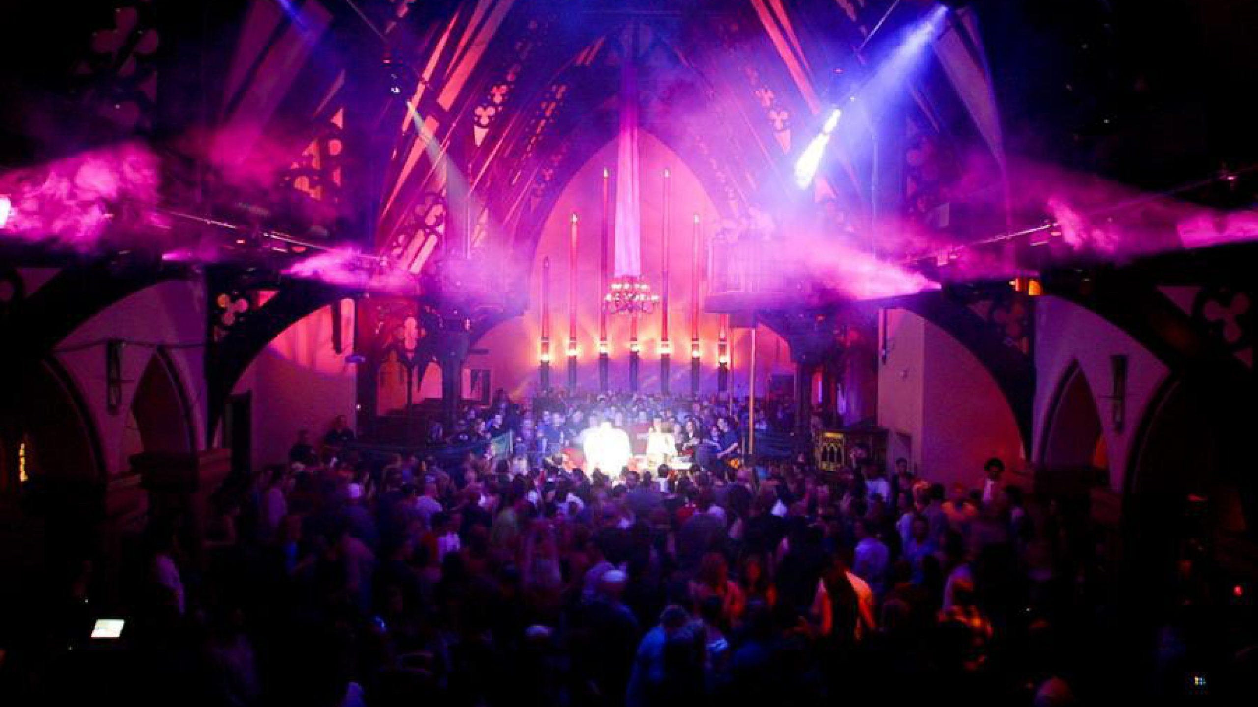 church club prague
